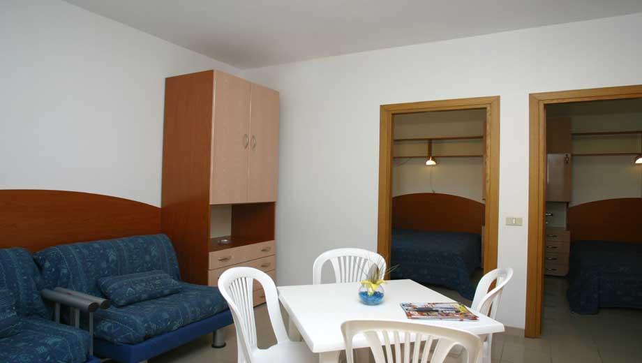 Appartamenti Villaggio Terrazza sul mare Vieste Gargano